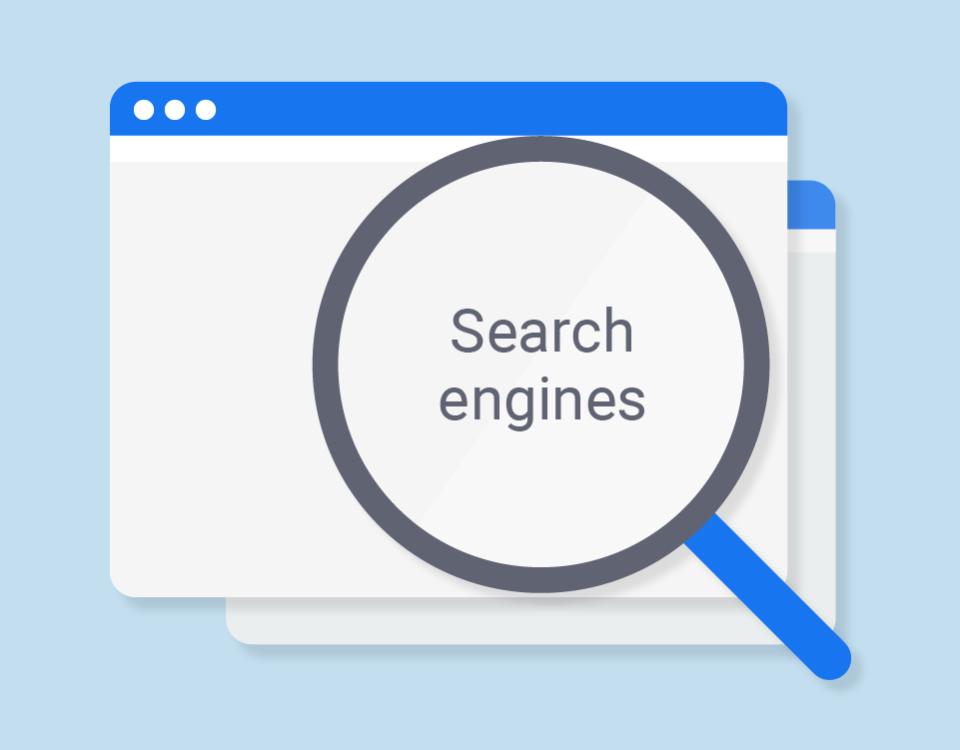 μηχανές αναζήτησης