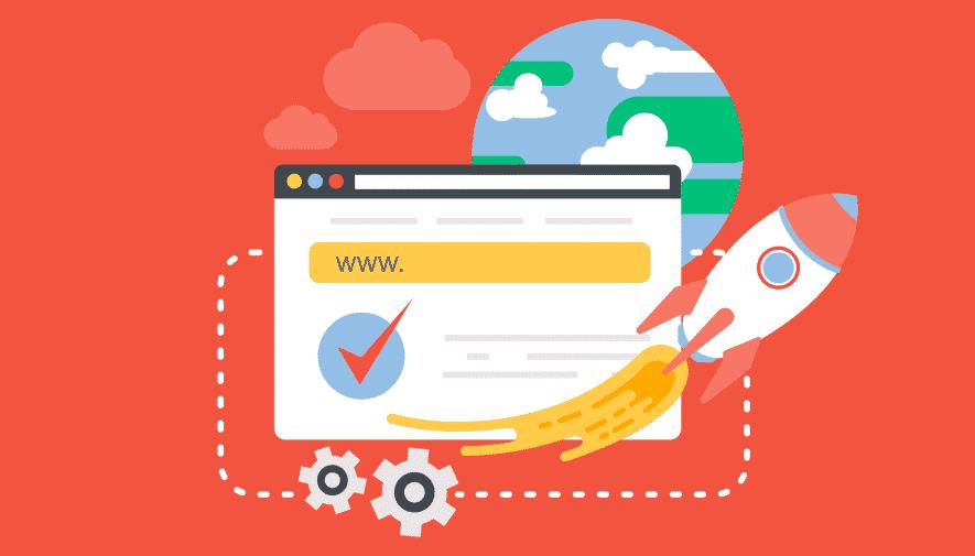 βελτίωση της ταχύτητας του ιστοτόπου