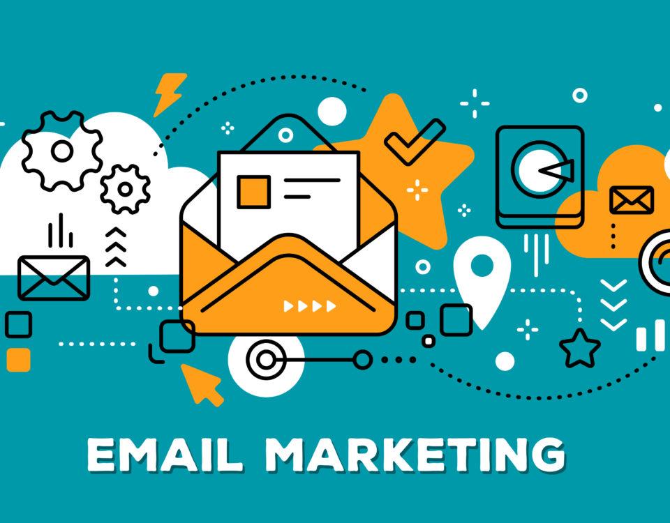 email marketing λίστες