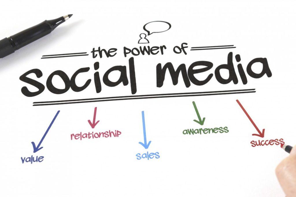 SEO - social media