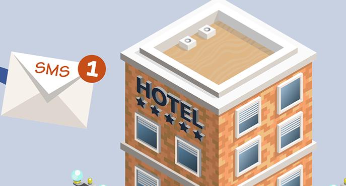 SMS Marketing - ξενοδοχεία