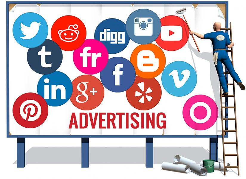προώθηση ακινήτου - social media