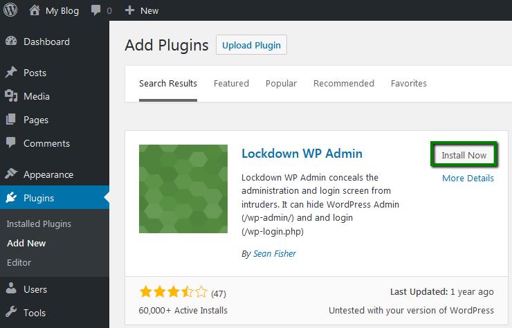 WordPress - Plugings